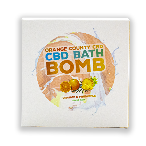 CBD Bath Bomb (150mg)