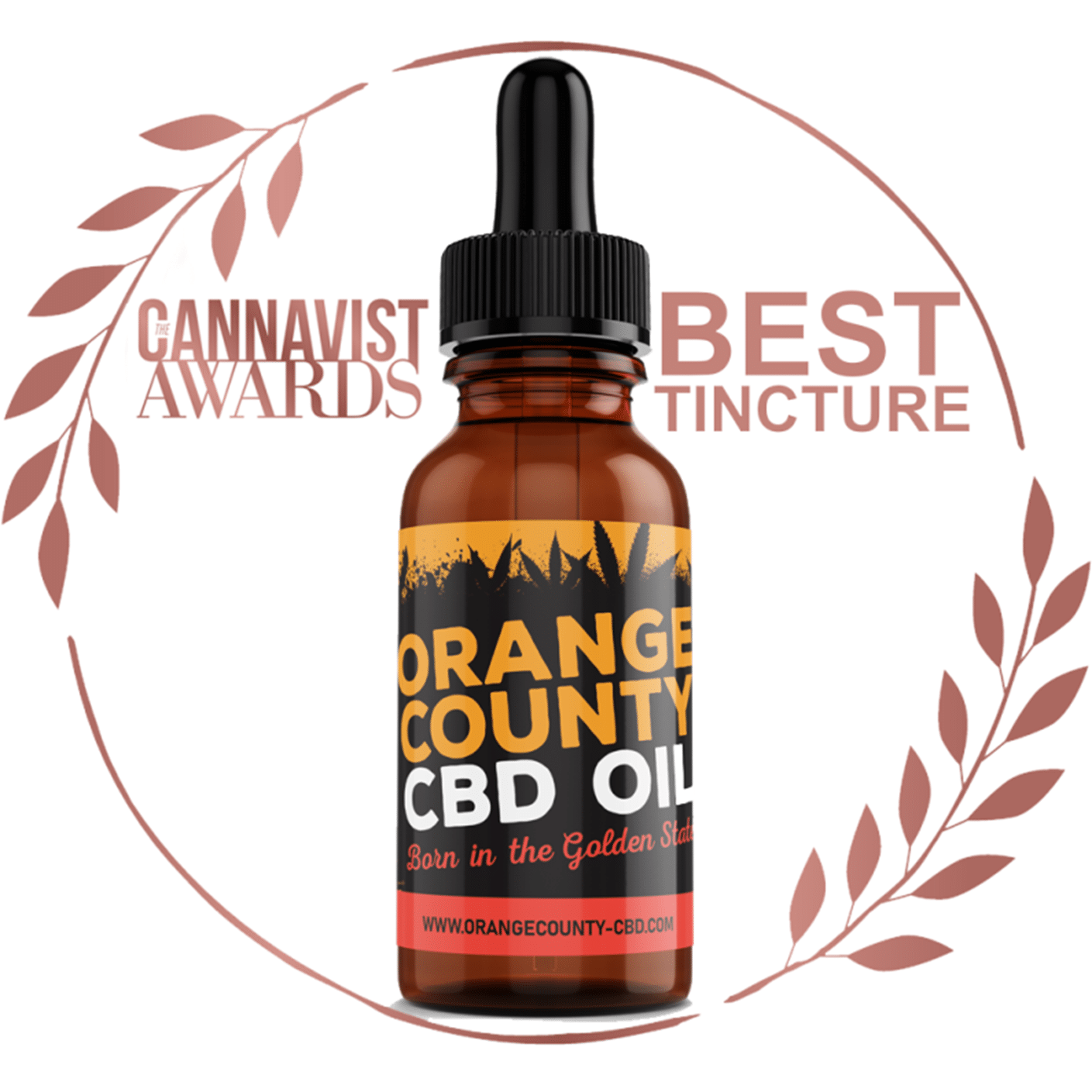 Orange County 6000mg CBD Oil 30ml